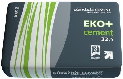 CEMENT CEM V 32,5R ECO+ 120 25KG
