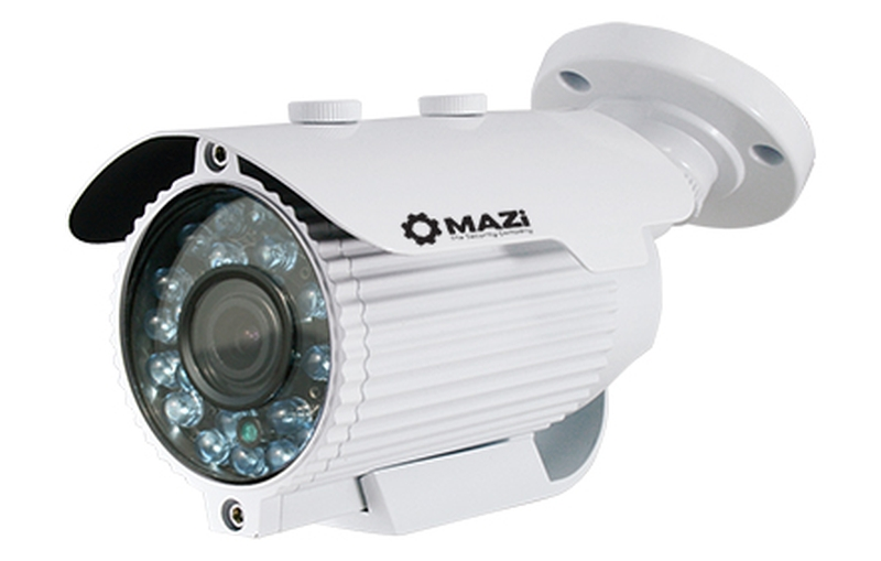 MAZI kamera tubowa HD-TV ob.2,8-12mm IR 2Mp