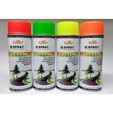CHAMPION spray fluorescencyjny zielony 400ml
